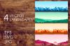 Panorama Landscapes Set example image 1