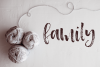 Hartfordshire, a shabby chic farmhouse font example image 9