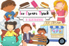 Year One Clip Art Bundle - Everything From Our First Year! example image 24
