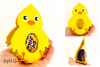 16 Animal egg holder designs - The complete set!!!! example image 11