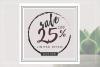 GRUNGE Social media sale banner pack example image 5