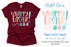 Happy Easter SVG / DXF / EPS / PNG files example image 1