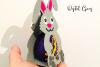 Animal egg holder designs Duck, Rabbit, Penguin and Lamb example image 7