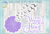 Your Wings Were Ready But My Heart Was Not with Dahlia SVG example image 1