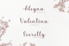 Diarylea Script Font! example image 3