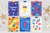 12 Summer Cards & Bonus Patterns example image 2