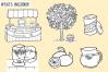 Lemonade Stand Digital Stamps example image 2