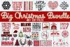 Big Christmas Bundle |Cut File's example image 1