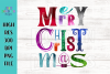 Merry Christmas PNG file example image 1