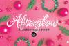 CHRISTMAS FONT BUNDLE - 4 Hand Lettered Christmas Fonts example image 4