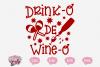 Drink-o de Wine-o - A Cinco De Mayo SVG example image 1