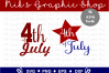 4th of July SVG, Fourth of July, July SVG, 4th SVG, Fourth example image 3