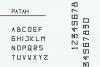 Patah Font example image 3