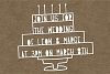 Lovely Paper Cuts - A Papercut Lettering Font example image 4