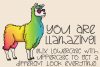 Stinky Llama - A Quirky Hand-Written Font example image 3