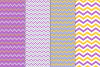 16 Vector Seamless Patterns - Set 1 example image 3