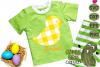 Plaid & Grunge Easter / Spring SVG Cut File Bundle example image 2