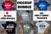 Kids Shirt Mockup Bundle example image 1