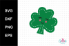 Exclusive cute clover characther example image 1