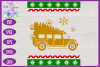 Christmas SVG - Ugly Sweater Party Shirt Design example image 3