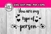 couples quote - wedding gift - anniversary quote - love svg example image 1