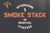 Smoke Stack - Industrial San-Serif example image 1