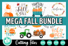 Mega Fall Bundle - SVG Cut Files example image 1