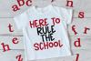 Mister Kindergarten - A Fun Kid Font example image 3