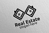 Real Estate Infinity Logo Design 38 example image 4