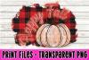 6 PNG Happy Fall Bundle - Pumpkin Bundle - Print File example image 7