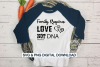 Family Requires Love not DNA #adopted DIGITAL DOWNLOAD example image 1
