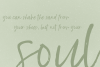Key Largo Brush Script example image 10