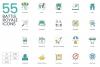 1266 Icons - colorPOP Vector Bundle example image 2