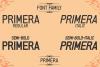 Primera Fontype example image 5