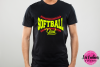 Softball Dad - SVG, DXF, EPS Cut Files example image 2