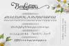 Barbefians Font Script example image 3