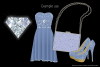 Iridescent Gemstone Textures example image 6