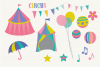 Animal Circus clipart example image 4
