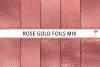 Rose Gold Foils Mix example image 1