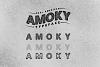 Amoky Typeface example image 2