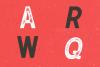 Gutenberg Font Family example image 11