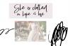 Mademoiselle - Chic Brush Font example image 10