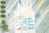 Wine Wine Seagull Beach SVG Cut File example image 4