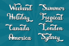 Hansley - Retro Font example image 5