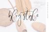Lasiera Script Font | Blog style example image 13