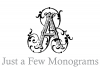 Just A Few Monograms example image 1