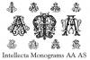 IntellectaMonograms AAAS example image 3