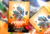 Fresh Shots Flyer Template example image 1