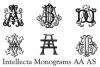 IntellectaMonograms AAAS example image 7