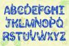 Mermaid Story & Mermaid Scales Font Duo with Bonus Extras example image 2